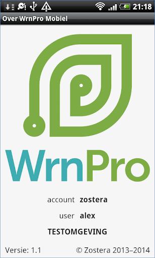 WrnPro Mobiel