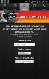 Century Battery Assist- screenshot thumbnail