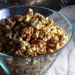 Cardamom Cayenne Cashew Caramel Corn