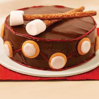 Drummer Boy Cake.