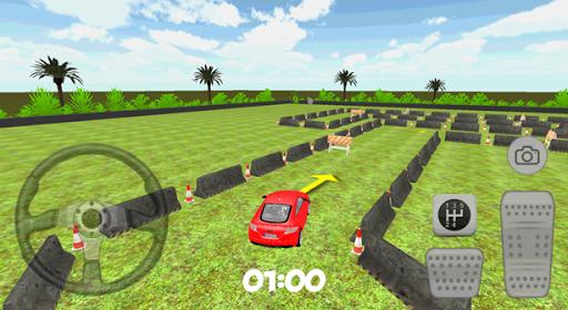 3D運動停車場
