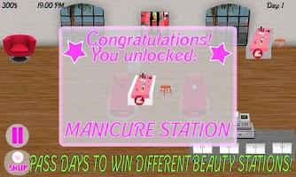 Screenshot of A-List Girl♥Spa & Beauty Salon