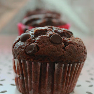 Chocolate Mini Muffins.