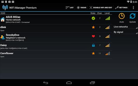 WiFi Manager v3.1.4
