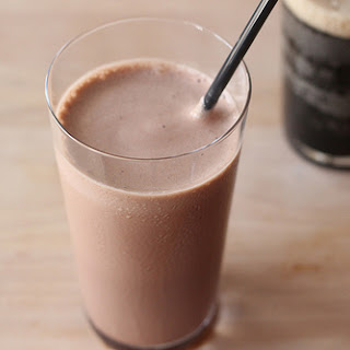 Chocolate Stout Beer Shakes.