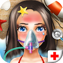 Beach rescue - casual games icon