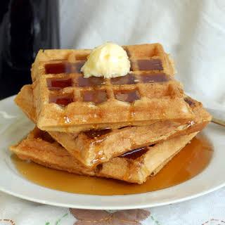 Homemade Pancake Syrup.