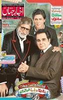 Screenshot of Urdu Magazine Network