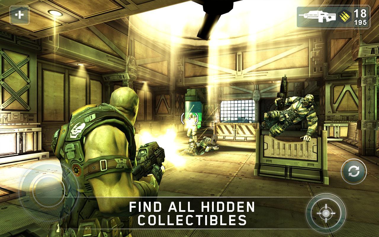 SHADOWGUN screenshot #5