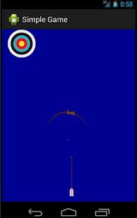 Arrow Game screenshot