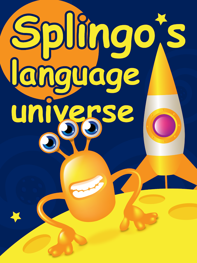Splingo's Language Universe- screenshot