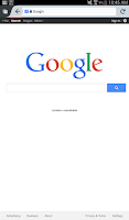 Screenshot of Mobicip Safe Browser