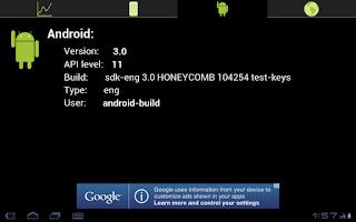 Screenshot of Smart System Info