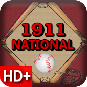 Baseball 1911 NL HD+ Wallpaper