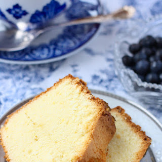 Ina's Perfect Pound Cake