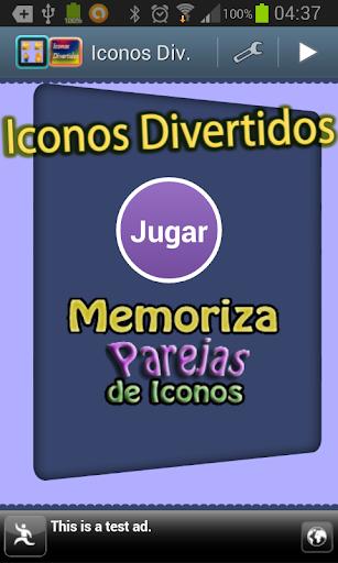 Iconos Divertidos