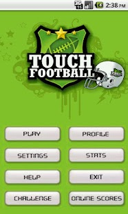 Touch Football- screenshot thumbnail
