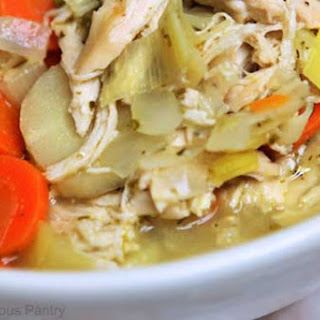 Clean Eating Chicken Soup.