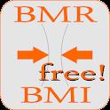 Calorie Calculator BMR BMI ads icon