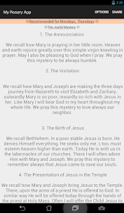My Rosary App - Rosary Guide- screenshot thumbnail