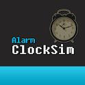 Alarm Clock Sim Free logo