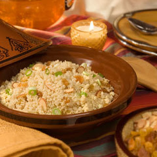Tea-scented Couscous