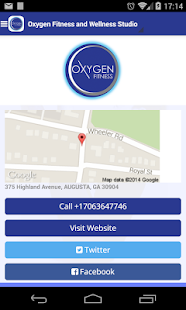 Oxygen Fit- screenshot thumbnail