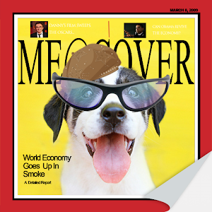 MeeCover : Magazine Cover Makr for Android