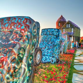 work of art by Jigs Crisostomo - City,  Street & Park  City Parks ( #art )