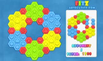 Screenshot of Fitz: Free Match 3 Puzzle
