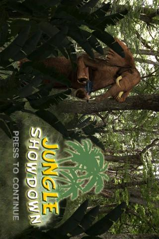 Jungle Showdown Free (Demo)- screenshot