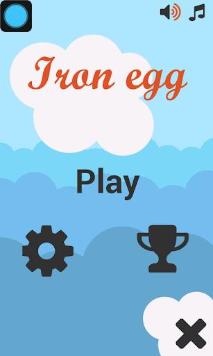 Iron Egg Man