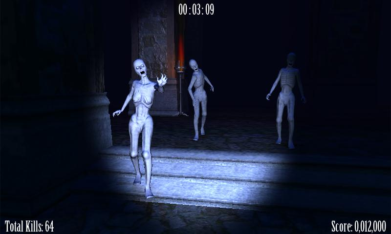 Zombonic Zombies Lite - screenshot