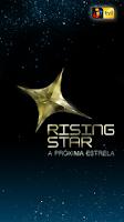 Screenshot of RISING STAR: A Próxima Estrela