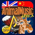 Animal Music English & Chinese icon