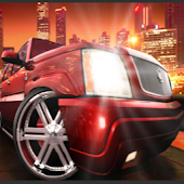 Speed Night Car Smasher Racing
