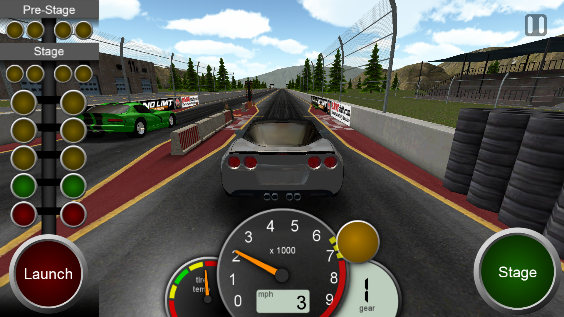 No Limit Drag Racing - Google Play Store revenue & download ...