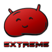 JB Extreme Theme Red CM11 CM12