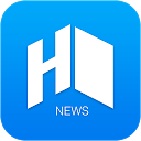 Hao123 News mobile app icon