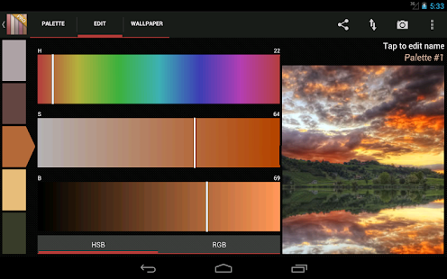 Real Colors Pro - screenshot thumbnail