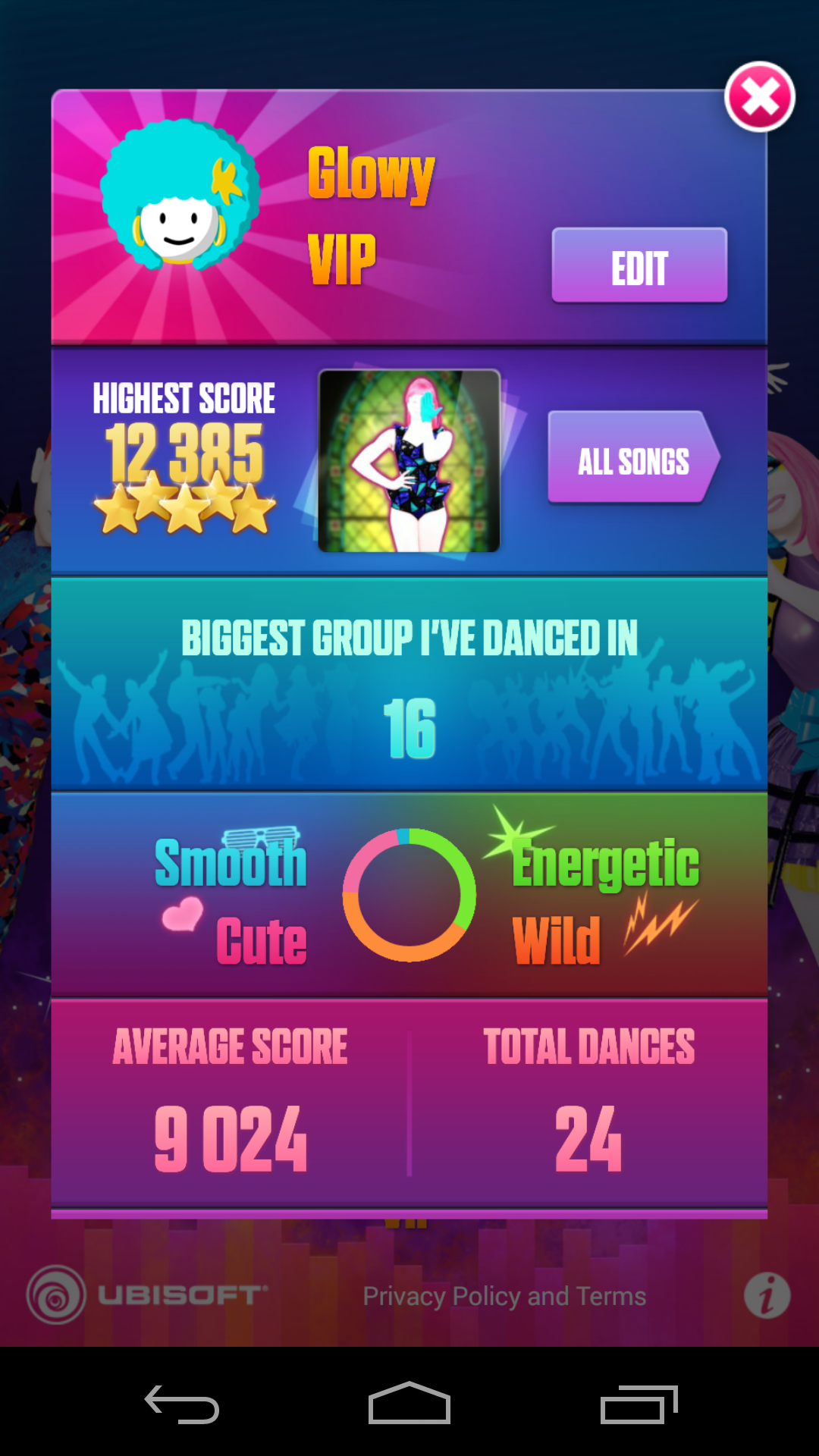 Just Dance Now (Android) reviews at Android Quality Index