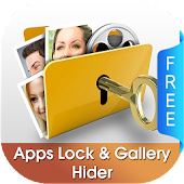 Apps Lock & Gallery Lock +Hide
