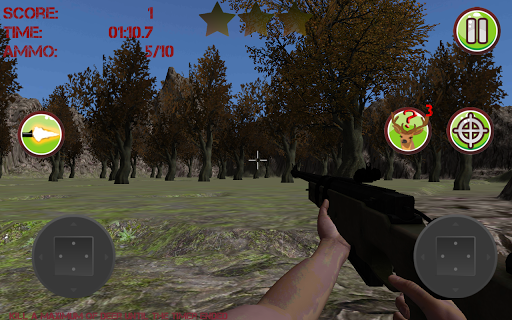Forest Sniper: Deer Hunt