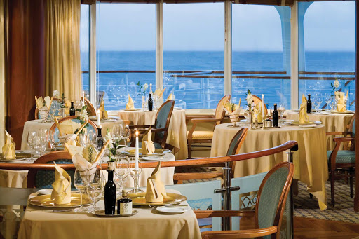 Silversea_fine_dining - Enjoy fine dining and attentive service while dining on a Silversea cruise.