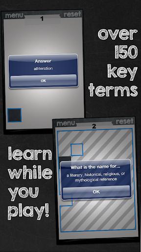 AP English Lit. Key Terms Game
