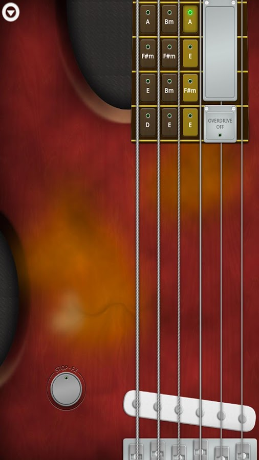 Guitar - Virtual Guitar Pro- screenshot