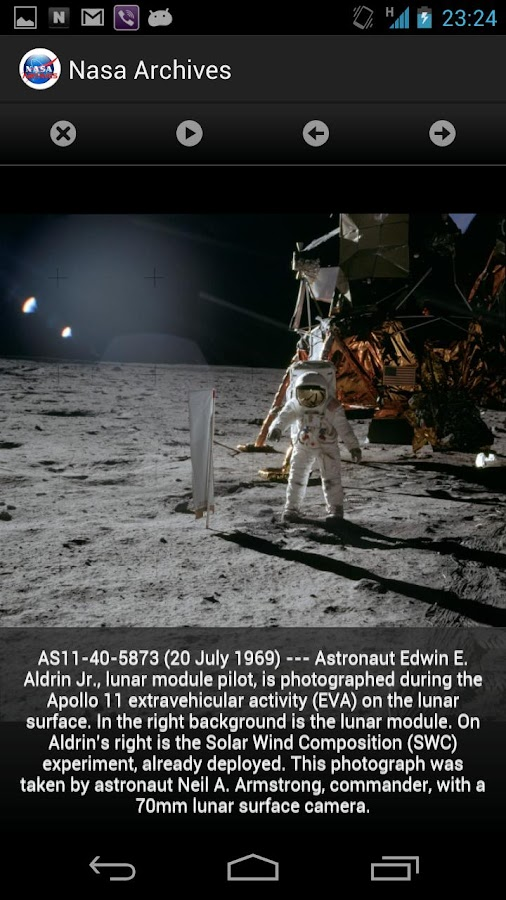 Nasa Archives - screenshot