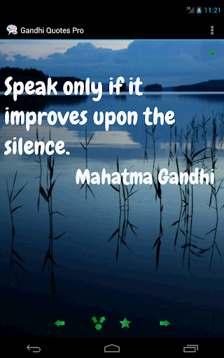 Gandhi Quotes Pro