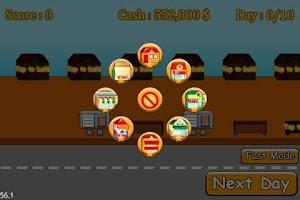 Screenshot of Shopping Business