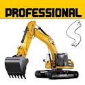 Excavator Simulator PRO - S icon